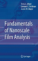 Fundamentals of Nanoscale Film Analysis